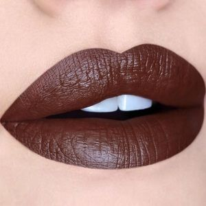 ANASTASIA Liquid Lipstick Malt deep dark brown NWT